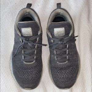 APL from Lulu tennis shoes
